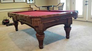 METRO ATLANTA POOL TABLE MOVERS - Pool table movers atlanta ga
